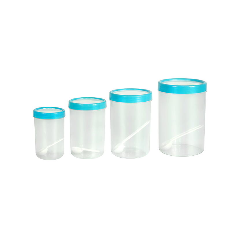 ALL SPIN PLAIN CONTAINERS