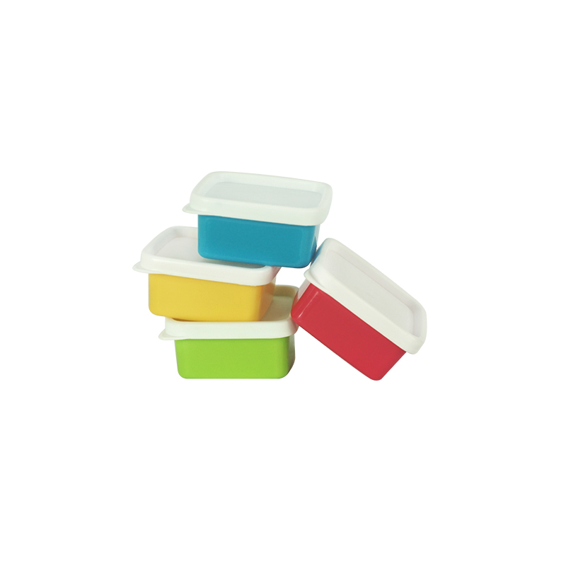 SQUARE TINY TOTS CONTAINERS