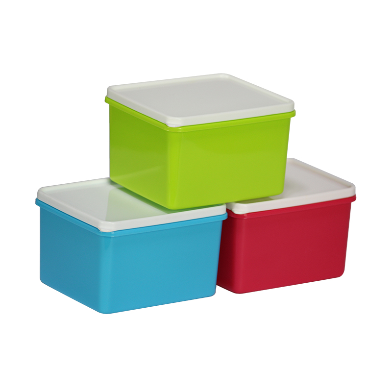 SQUARE TALL CONTAINERS (SMALL)