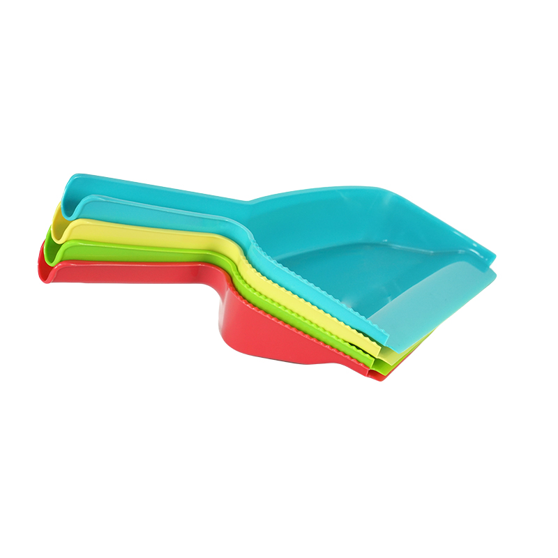 SIDE HANDLE DUSTPAN